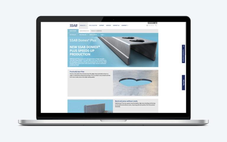 SSAB Domex Digital Concept A+M