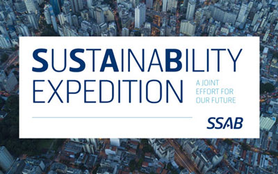 SSAB Sustainability Concept A+M