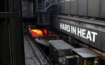 Hardox Hard in heat Concept
