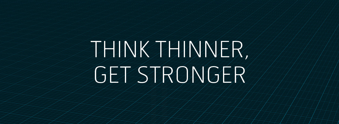 Strenx case think thinner get stronger