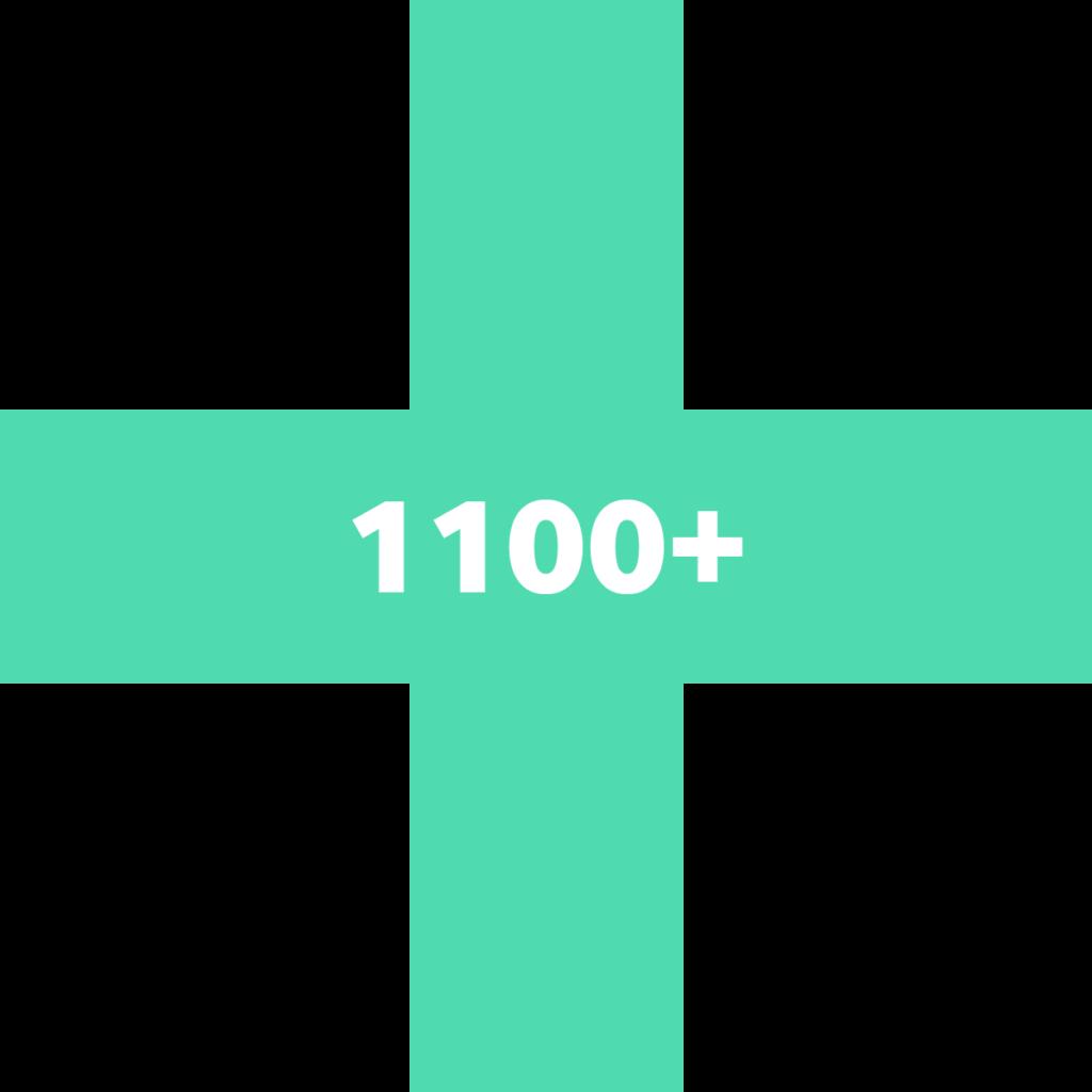 1100-B2B experts world wide